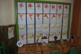 Class One Project Work Display