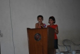 Our comperes for the event from Cl.2