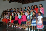 Song  'Come to the Fair' performed by Class 3B