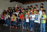 Song  'Happiness Hotel' performed by Class 4A