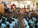 SUMMER HOLIDAY ASSEMBLY