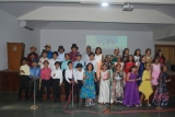 Sway a song by Michael Buble performed by Class 3D