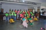 'The Day-O Banana Boat' Song was beautifully rendered by the children of Class 2B