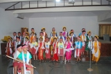 'Voddekara' a lovely konkani song melodiously put forth by the children of Class 2D