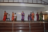Welcome Song and Dance performed by Class 3A