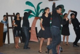 The Salsa which brought everyone alive with the wonderful dancing