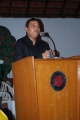 Mr. Srivastava, Chief Secretary of Goa was the keynote speaker for the AGM of the PTA