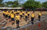Dumbbell drill  by Class 2